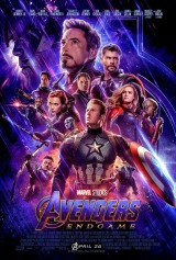 Avengers: Endgame (2019) has 3,470 new votes.