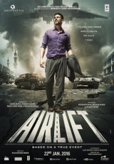 Airlift (2016) first entered on 22 June 2016