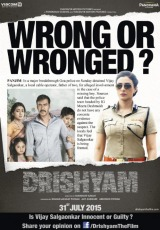 Drishyam (2015) moved from 244. to 248.