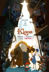 Klaus (2019) first entered on 15 December 2019