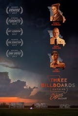 Three Billboards Outside Ebbing, Missouri (2017) has 2,344 new votes.