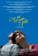 Call Me by Your Name (2017) first entered on 14 January 2018