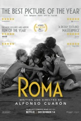Roma (2018) first entered on 25 December 2018