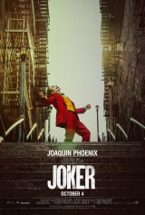 Joker (2019) first entered on 3 October 2019