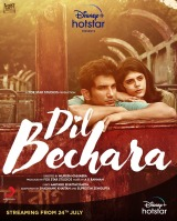 Dil Bechara (2020) first entered on 25 July 2020
