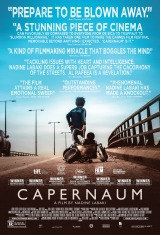 Capharnaüm (2018) first entered on 29 August 2019