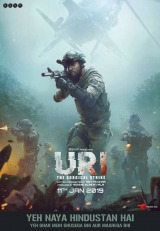 Uri: The Surgical Strike (2019) first entered on 19 March 2019